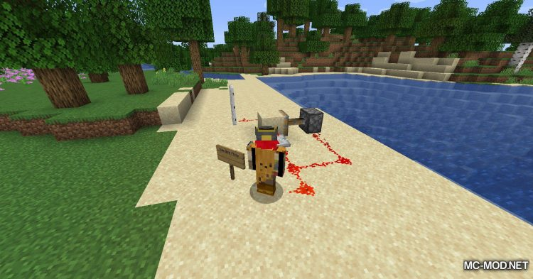 Extra Pressure Plates mod for Minecraft (18)