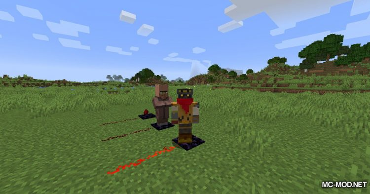 Extra Pressure Plates mod for Minecraft (3)