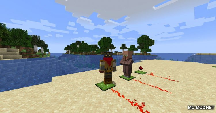 Extra Pressure Plates mod for Minecraft (9)