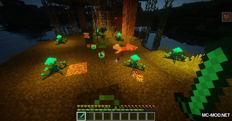 Fish_s Undead Rising mod for Minecraft (14)