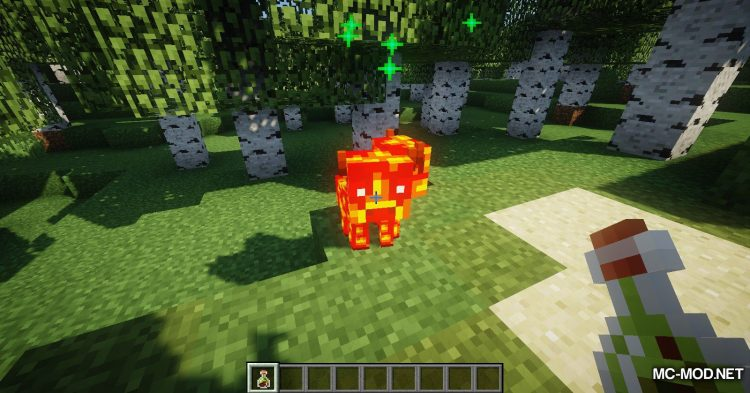 Fish_s Undead Rising mod for Minecraft (23)