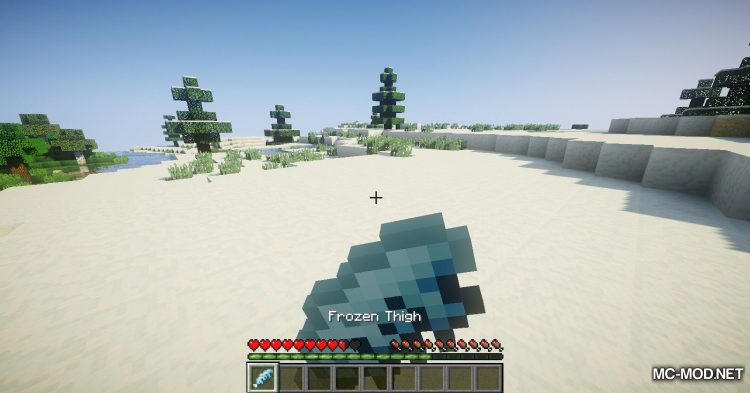 Fish_s Undead Rising mod for Minecraft (4)
