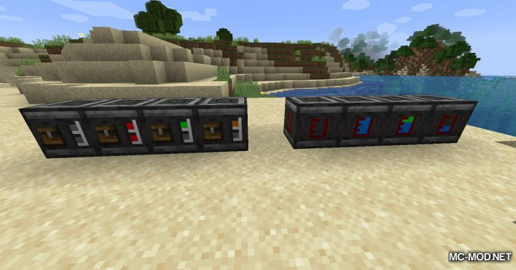 Lib Block Attributes mod for Minecraft (5)
