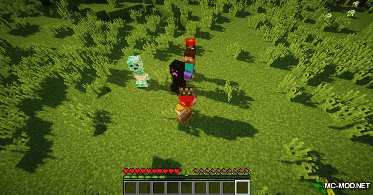 More Creepers mod for Minecraft (12)