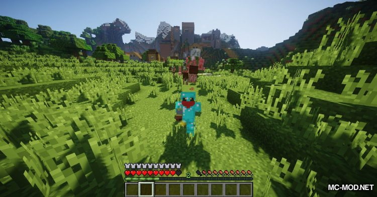 Mutant Mobs mod for Minecraft (10)