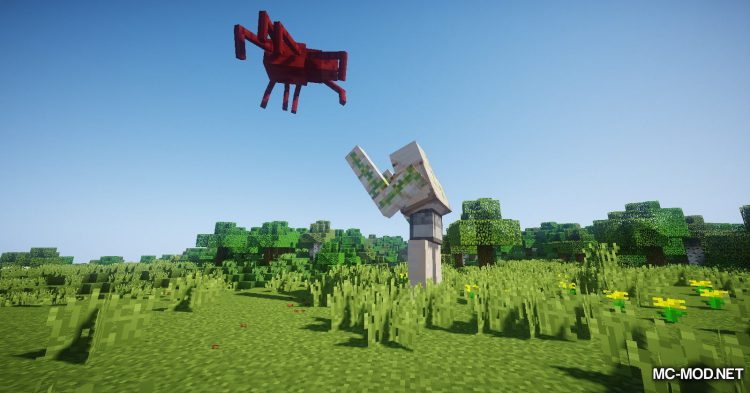 Mutant Mobs mod for Minecraft (14)
