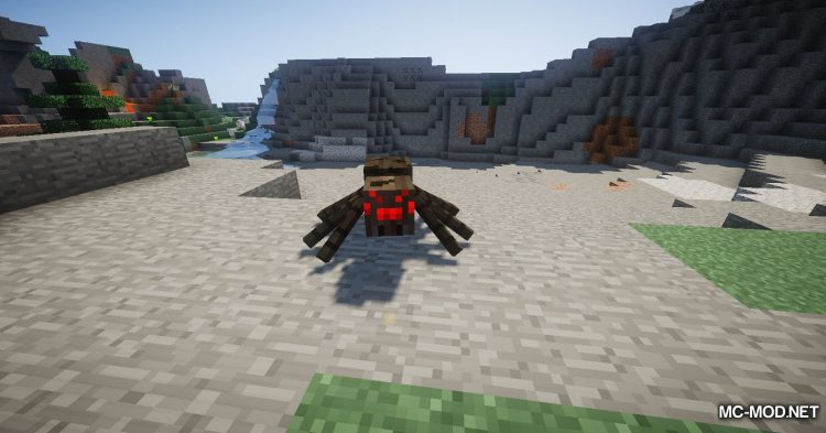 Mutant Mobs mod for Minecraft (2)