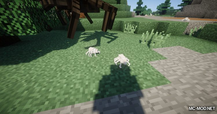 Mutant Mobs mod for Minecraft (4)