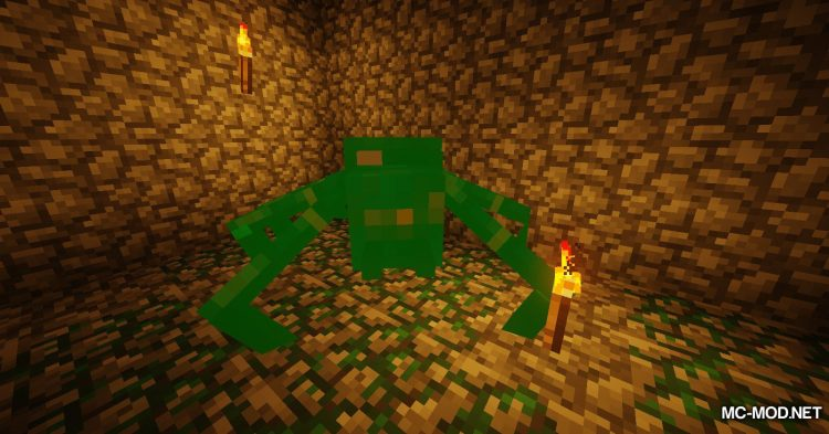 Mutant Mobs mod for Minecraft (6)