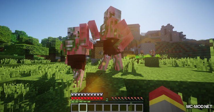 Mutant Mobs mod for Minecraft (9)