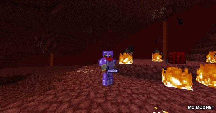 Nether Things mod for Minecraft (12)