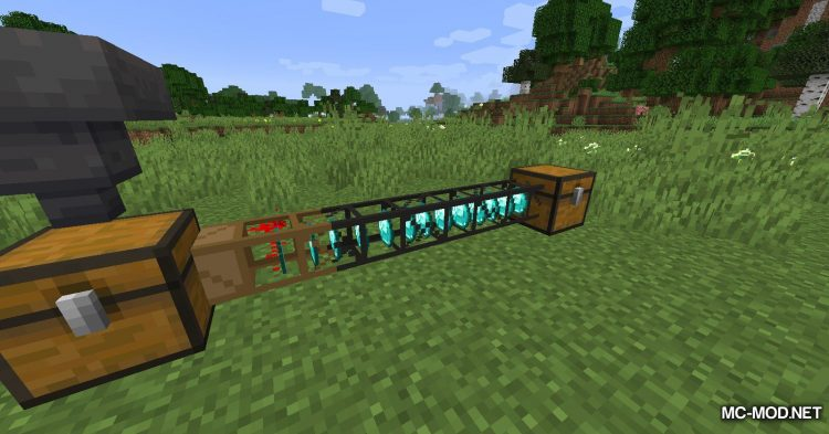 Simple Pipes mod for Minecraft (10)
