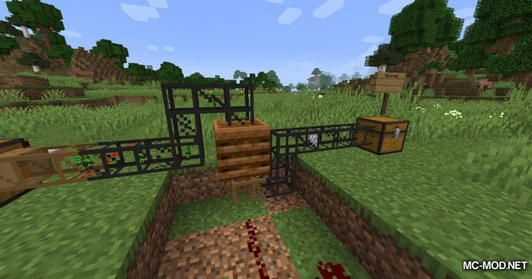 Simple Pipes mod for Minecraft (12)