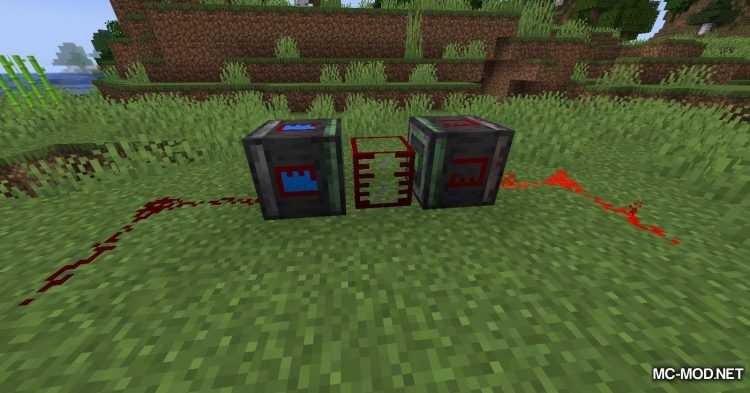 Simple Pipes mod for Minecraft (14)