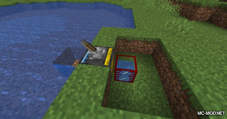 Simple Pipes mod for Minecraft (5)