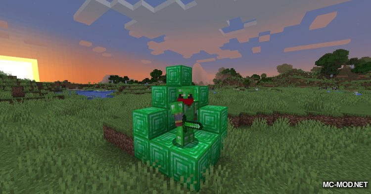 Toolsets mod for Minecraft (9)