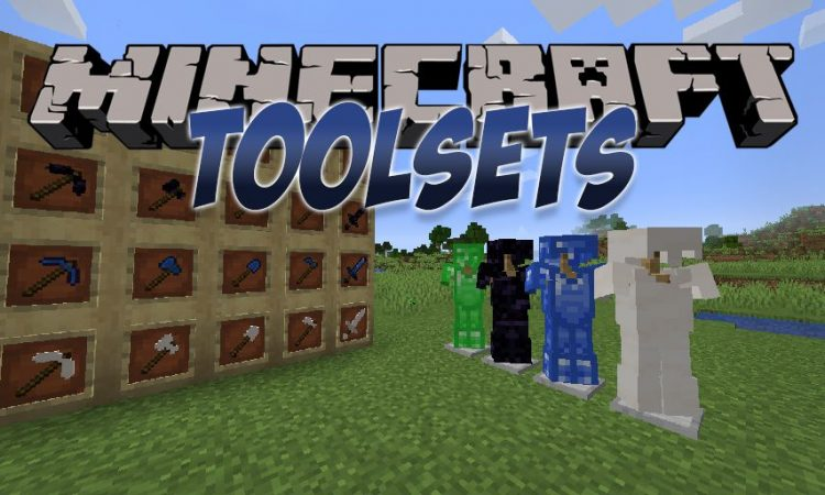 Toolsets mod for Minecraft logo