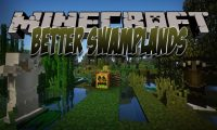 Traitor_s Better Swamplands Mod mod for Minecraft logo