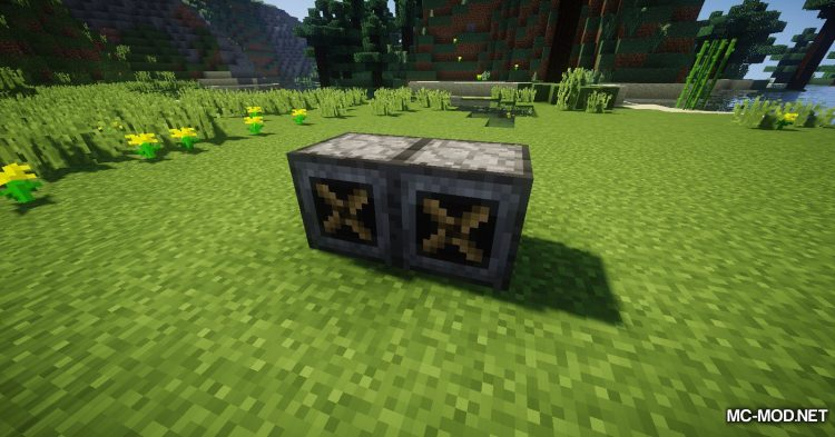 Trap Expansion mod for Minecraft (12)