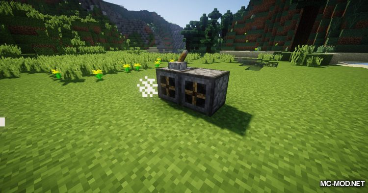 Trap Expansion mod for Minecraft (13)