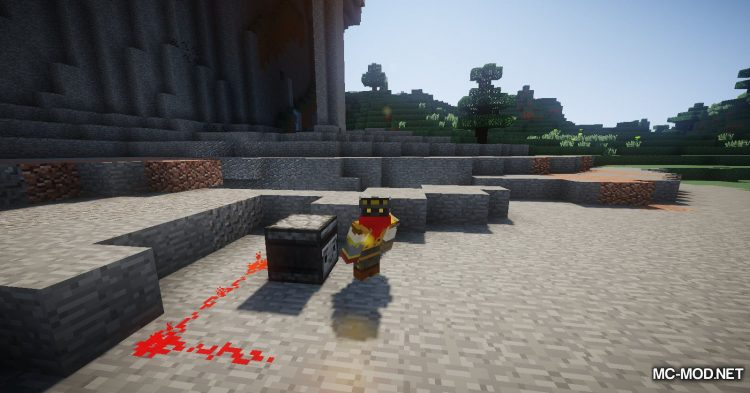 Trap Expansion mod for Minecraft (18)