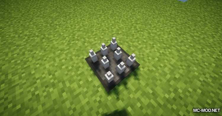 Trap Expansion mod for Minecraft (4)