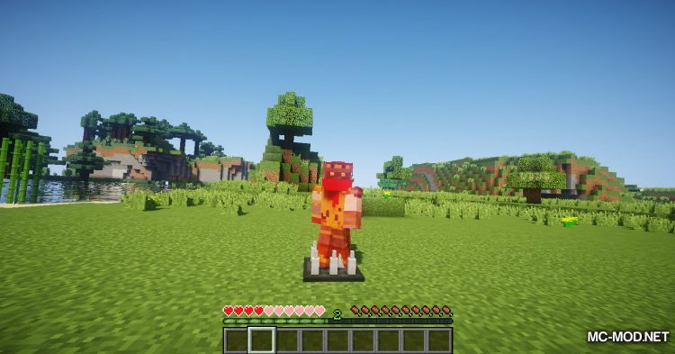 Trap Expansion mod for Minecraft (5)