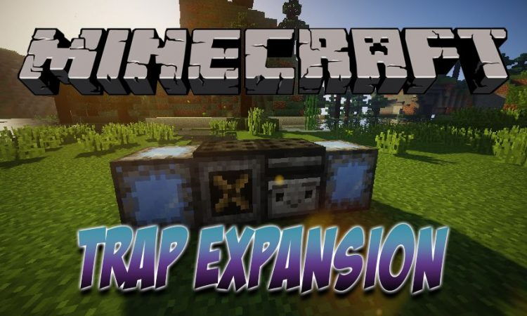 Trap Expansion mod for Minecraft logo