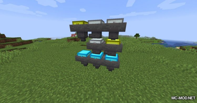 Chest Hoppers mod for Minecraft (14)