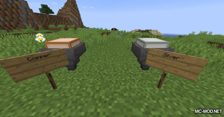 Chest Hoppers mod for Minecraft (16)