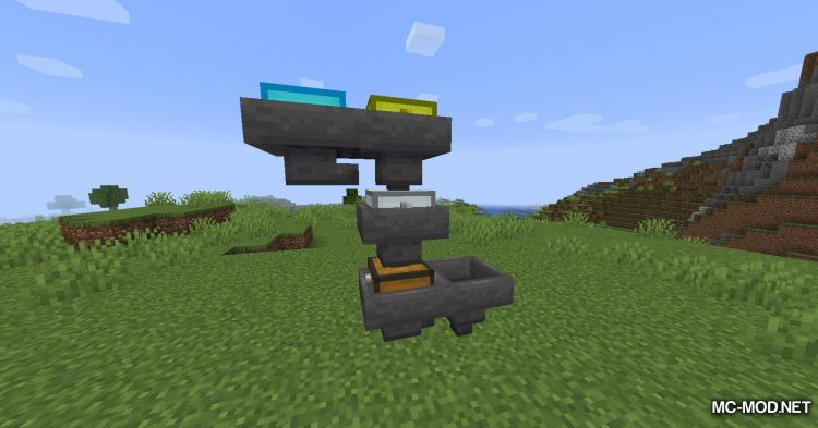 Chest Hoppers mod for Minecraft (17)