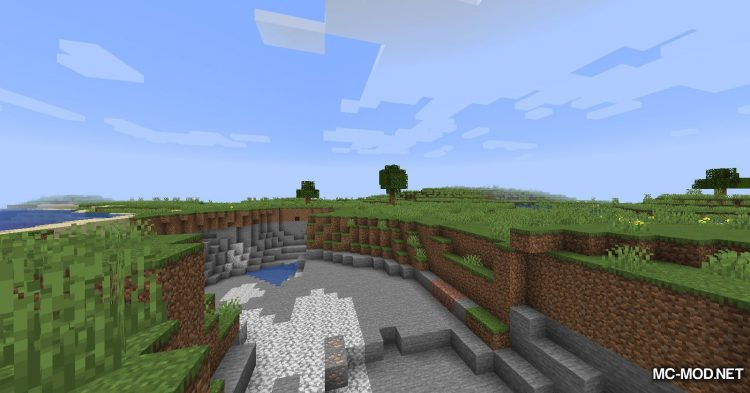 Chest Hoppers mod for Minecraft (3)