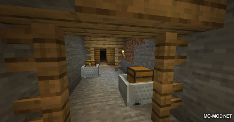 Chest Hoppers mod for Minecraft (4)