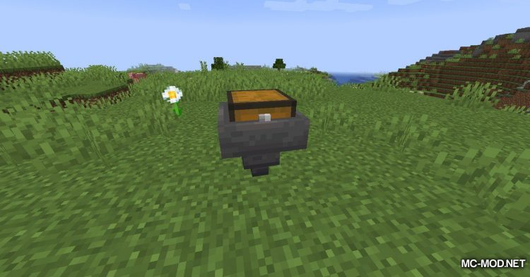 Chest Hoppers mod for Minecraft (9)