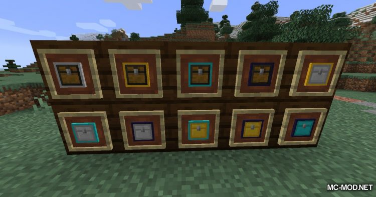 Cursed Chests mod for Minecraft (12)