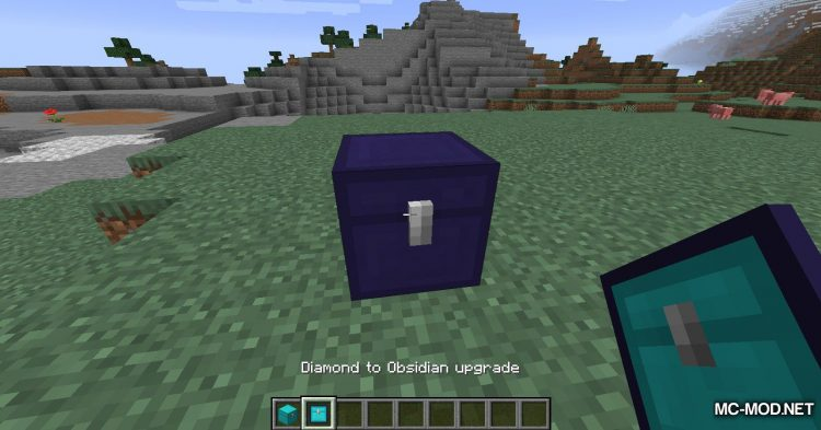 Cursed Chests mod for Minecraft (15)