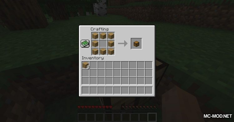 Cursed Chests mod for Minecraft (3)