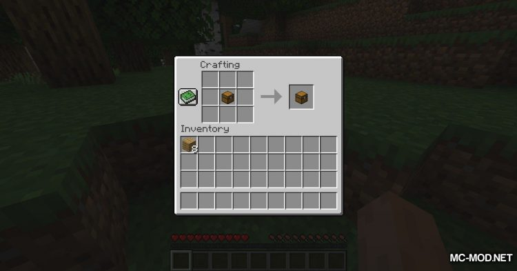 Cursed Chests mod for Minecraft (4)