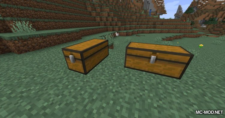 Cursed Chests mod for Minecraft (8)