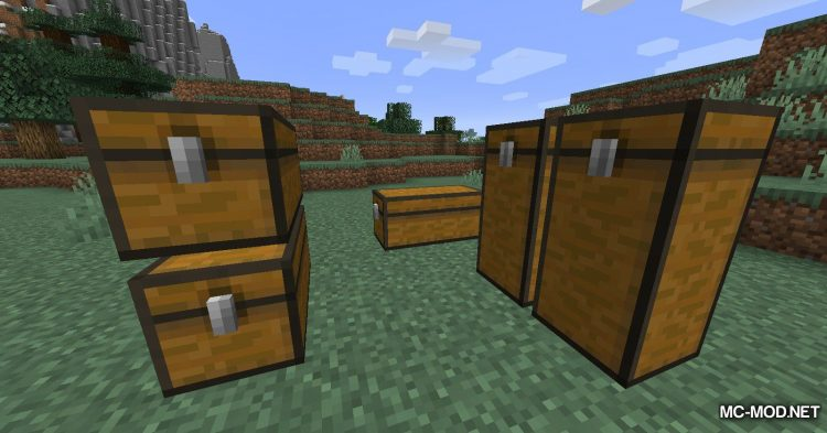 Cursed Chests mod for Minecraft (9)