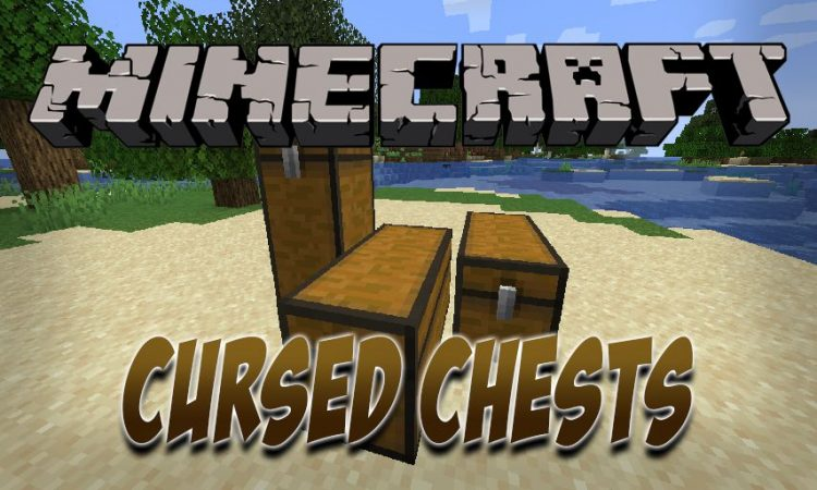 Cursed Chests mod for Minecraft logo