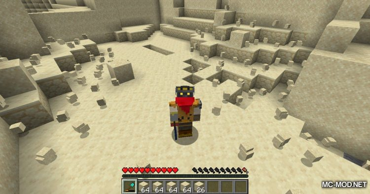 EasyExcavate mod for Minecraft (12)
