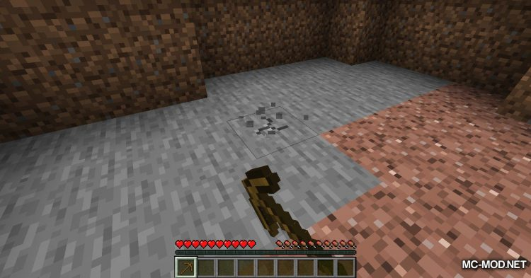 EasyExcavate mod for Minecraft (5)