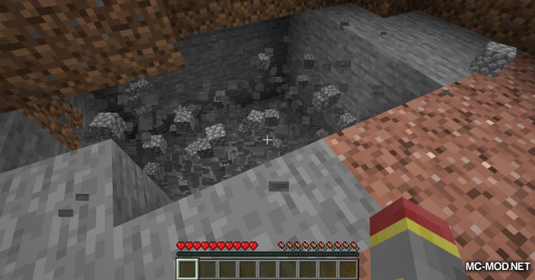 EasyExcavate mod for Minecraft (6)