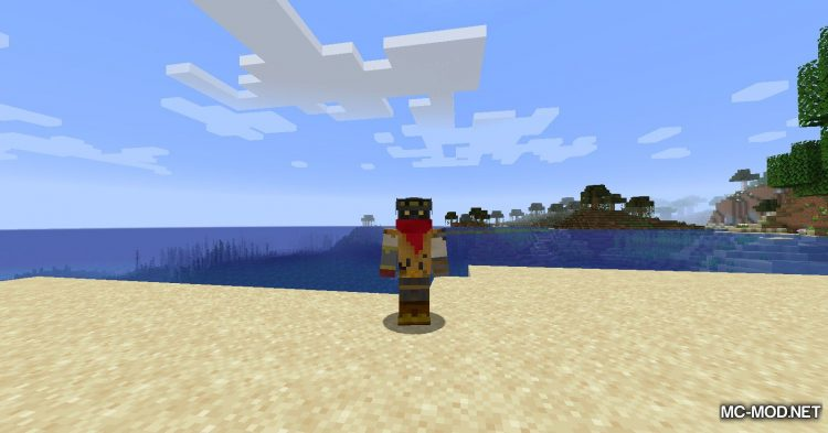 Everything is a Hat mod for Minecraft (3)