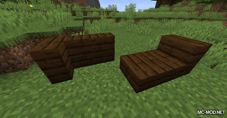 Extra Pieces mod for Minecraft (5)