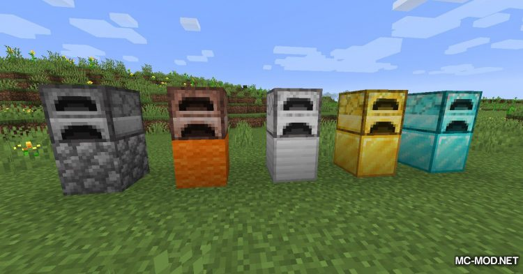 Fabric Furnace mod for Minecraft (9)