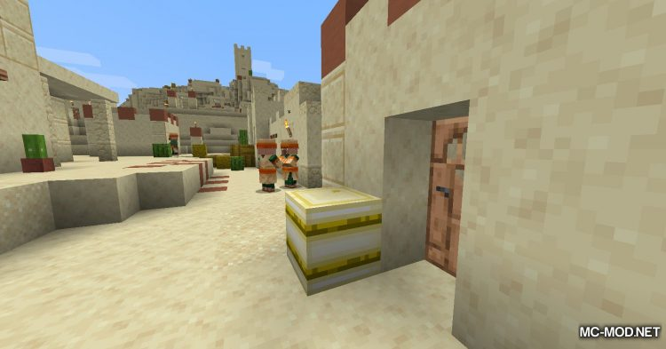 Iron Barrels mod for Minecraft (11)