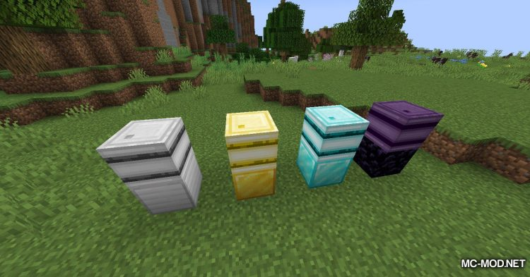 Iron Barrels mod for Minecraft (13)