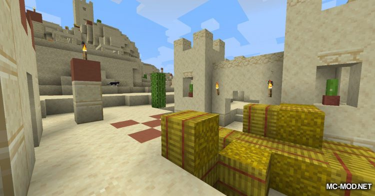 Iron Barrels mod for Minecraft (2)